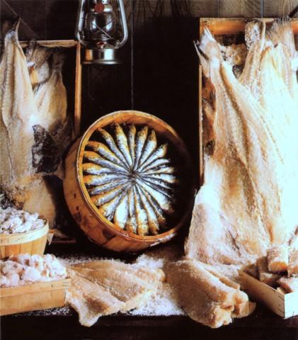 Baccala' tradizionale