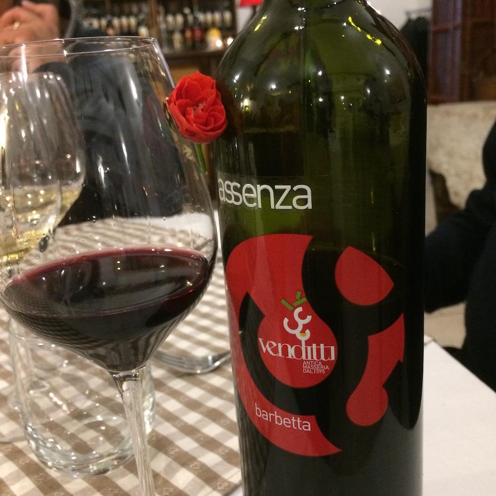 Cantina Venditti - Barbetta Assenza