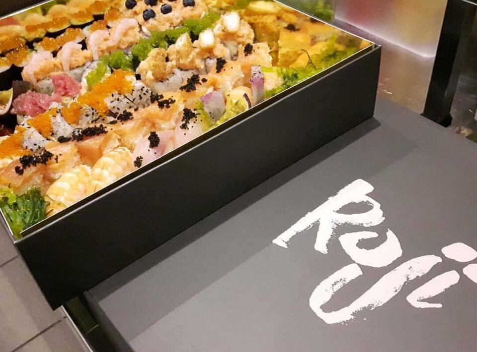Capodanno fusion,  Roji Sushi Box di Capodanno