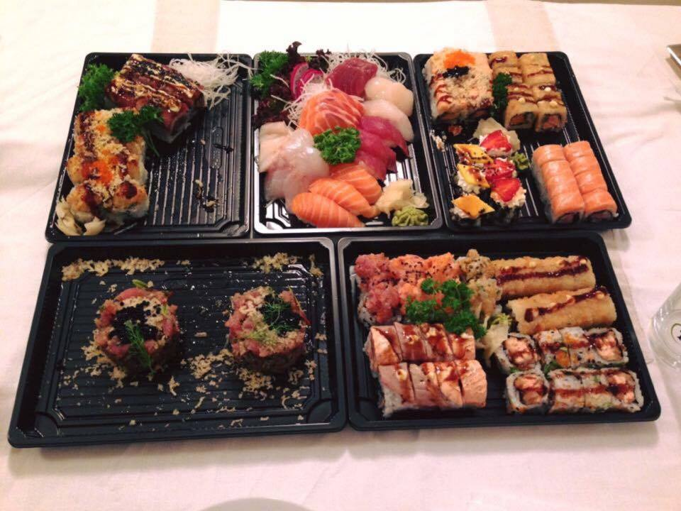 Capodanno fusion, J Japanese Restaurant Take Away