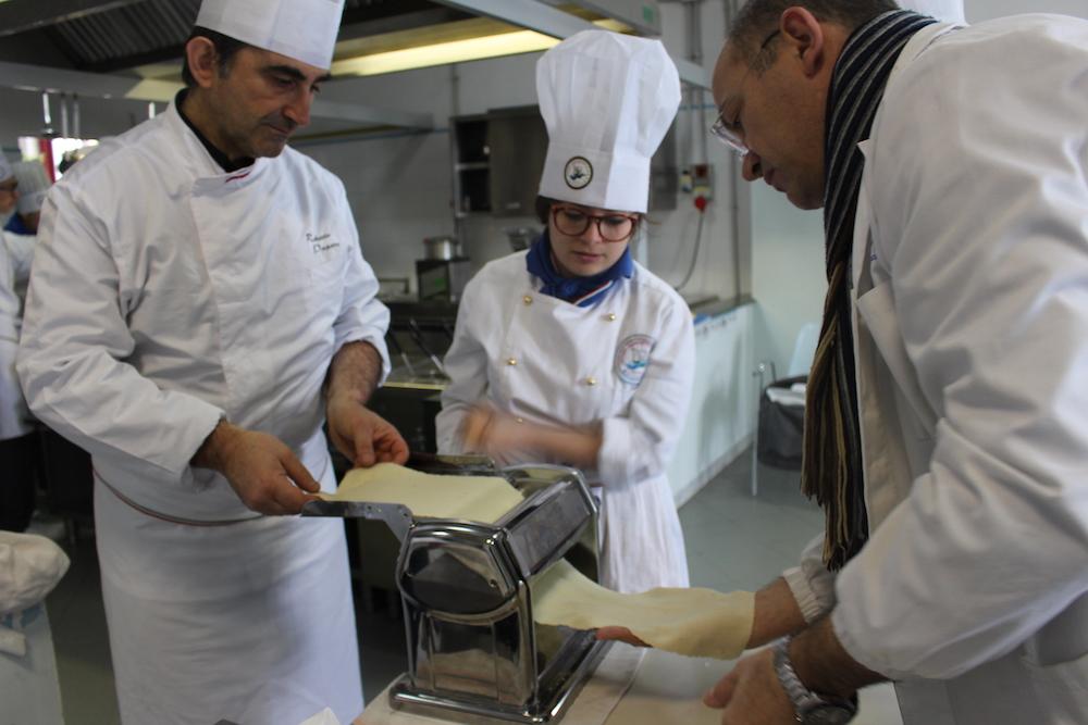Cartellata, Lo chef Roberto Pagano