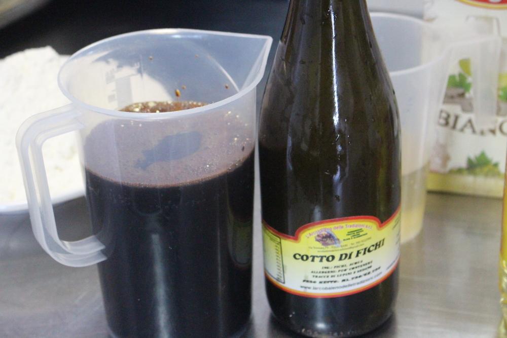 Cartellata - Vin cotto di mosto di uva