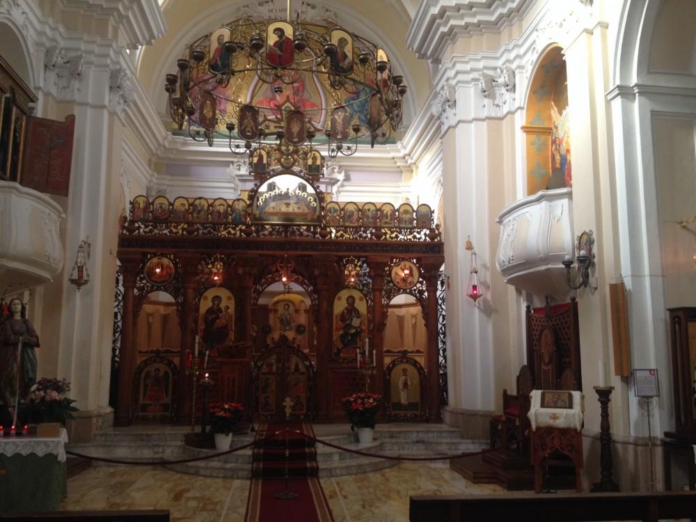 Chiesa Bizantina, Civita