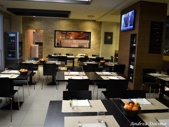 Degusta ad Avellino. La prima sala