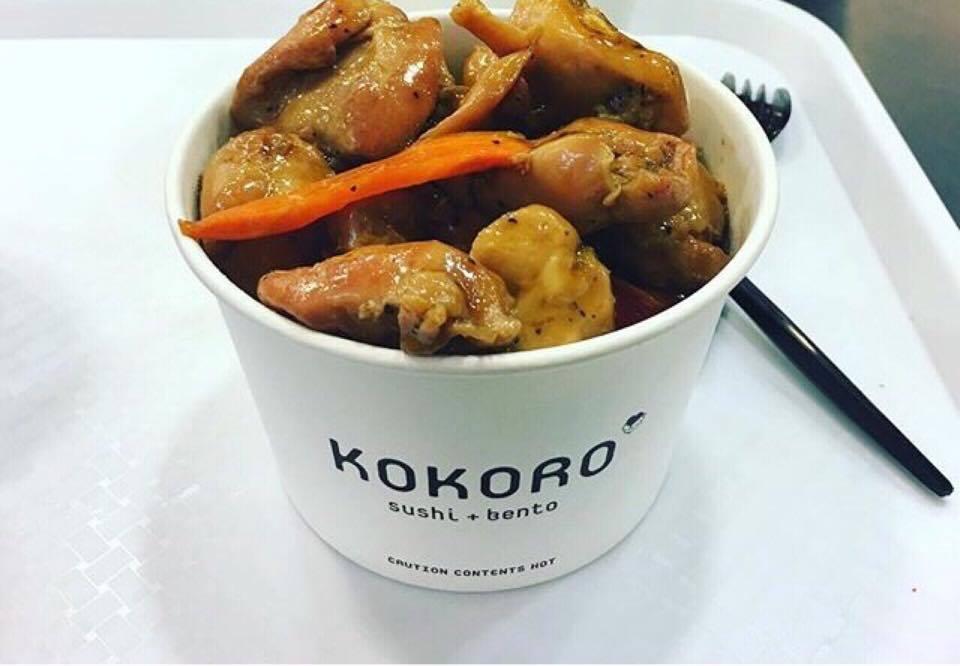 Kokoro beef and veggies bowl