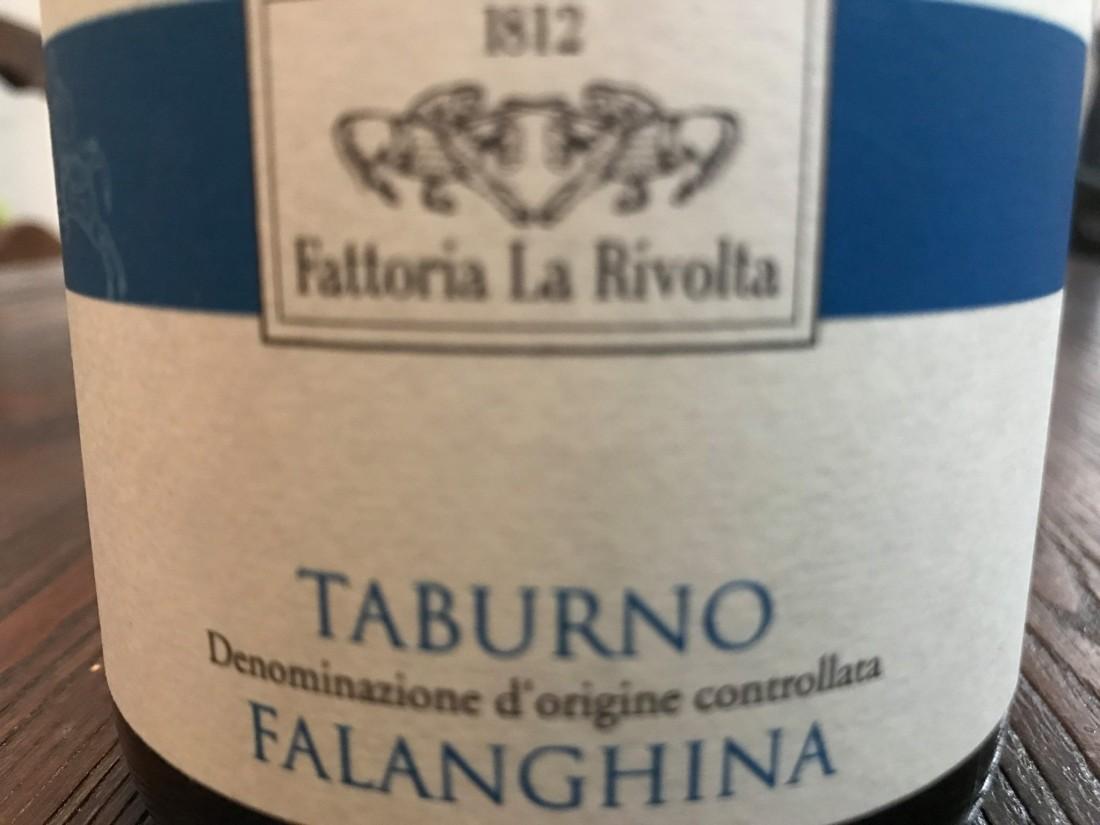 Falanghina 2006 Taburno, Fattoria La Rivolta