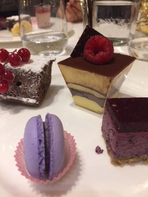 I dessert di Tazio