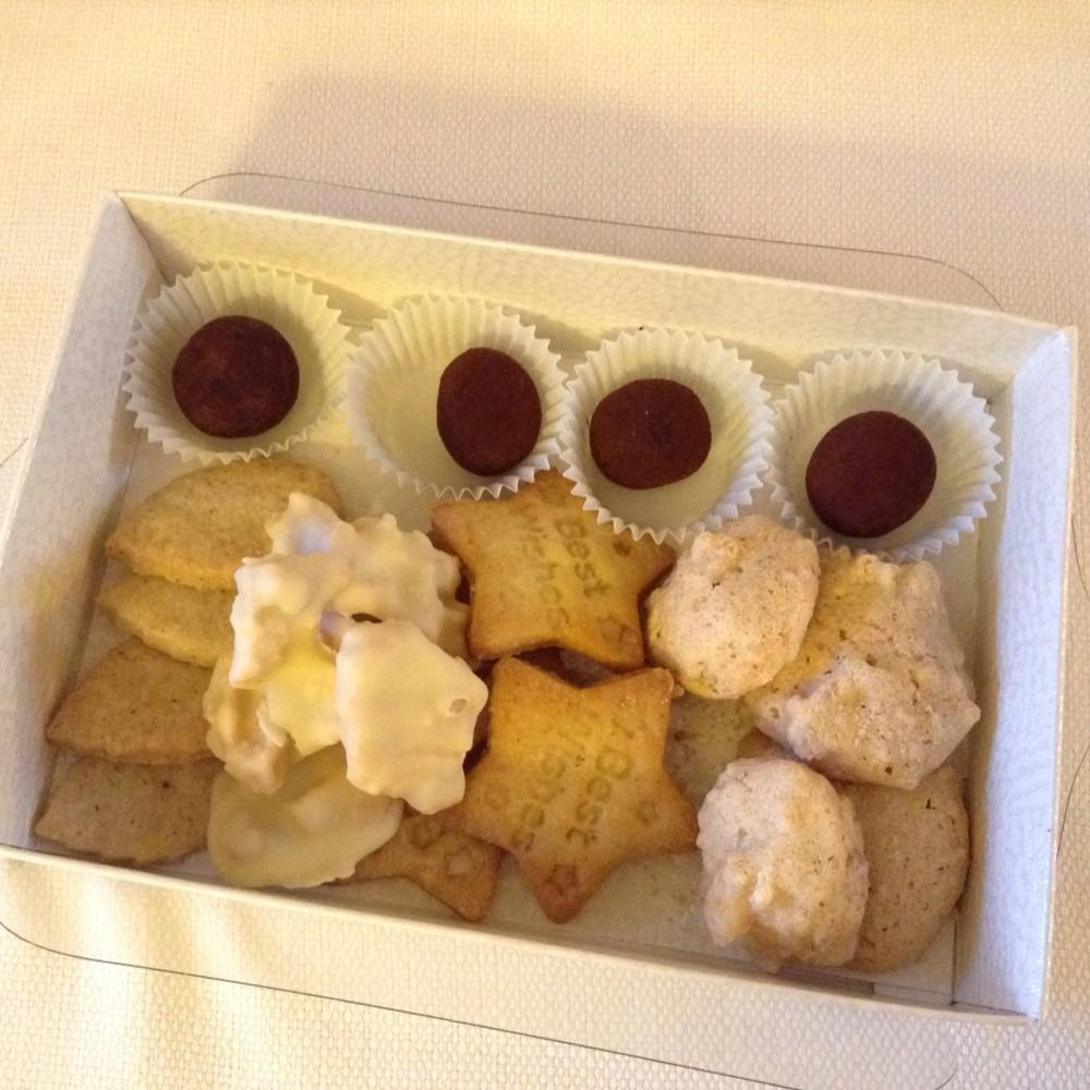 Trattoria Visconti, dolcetti natalizi