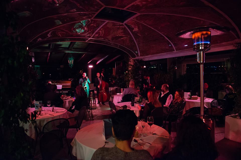 Jazz in Villa Rizzo