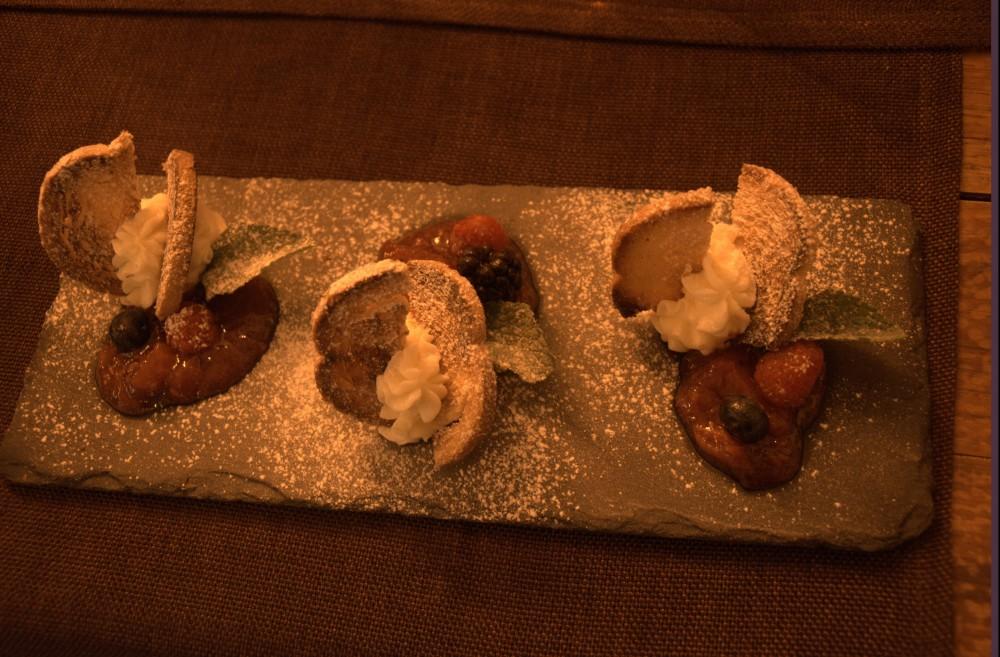 La Locanda del Testardo, Pane, burro e marmellata