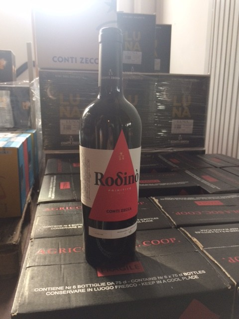 La bottiglia di Rodino'