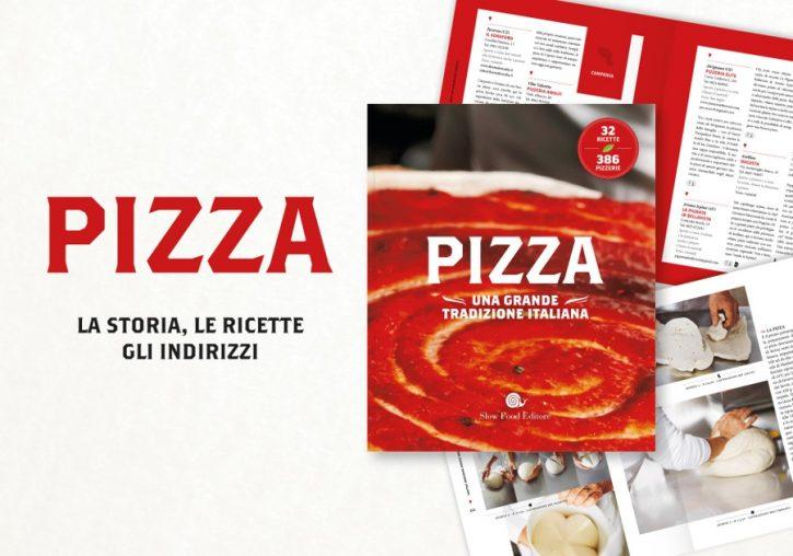 Libro Pizza. Una Grande Tradizione Italiana