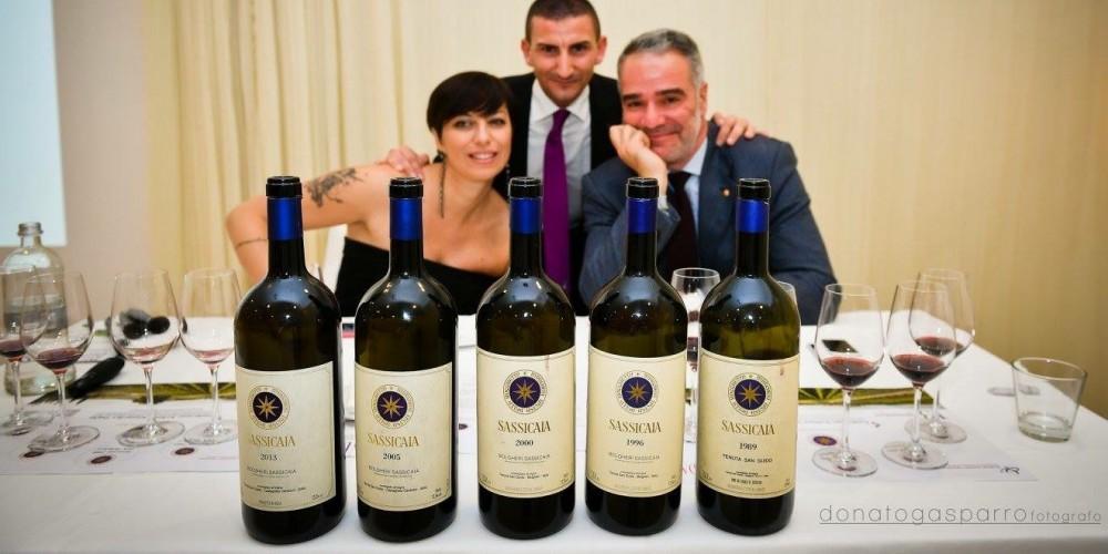Monica Caradonna, Giuseppe Cupertino e Paolo Lauciani