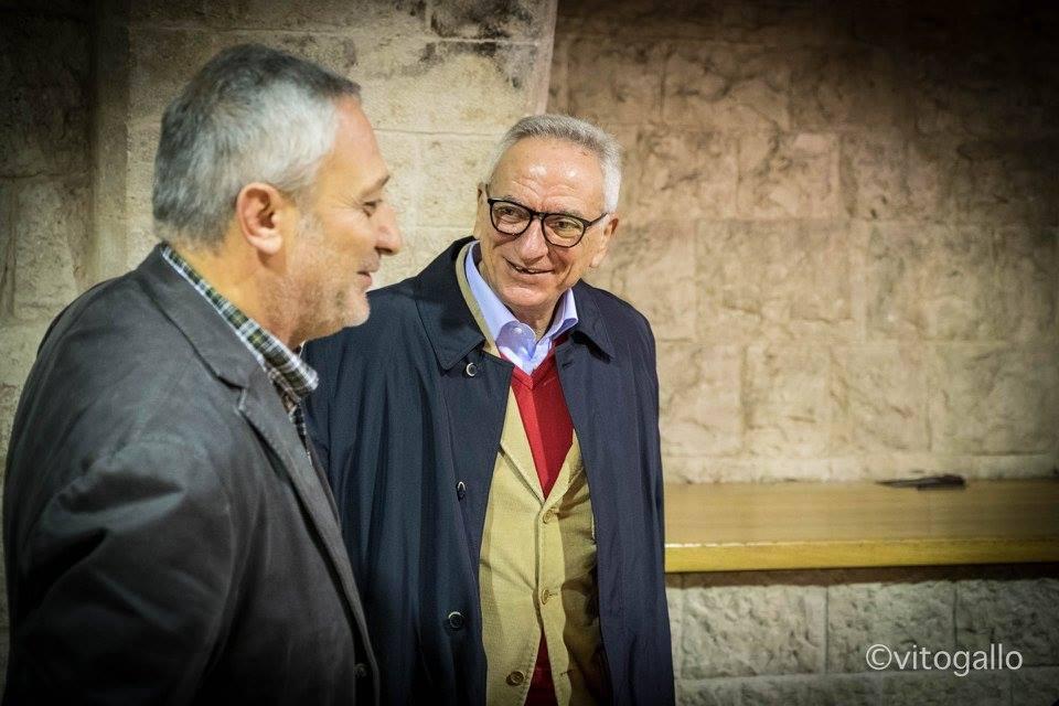 Nicola Campanile e Lino Carparelli