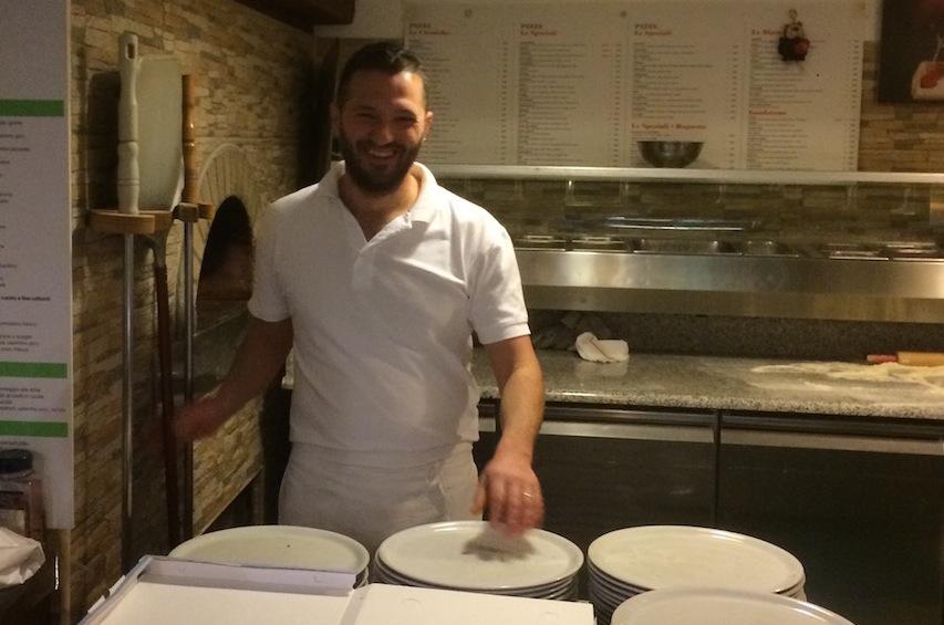 O' Scugnizz Pizzeria Ruvo - Silvestro Staibano