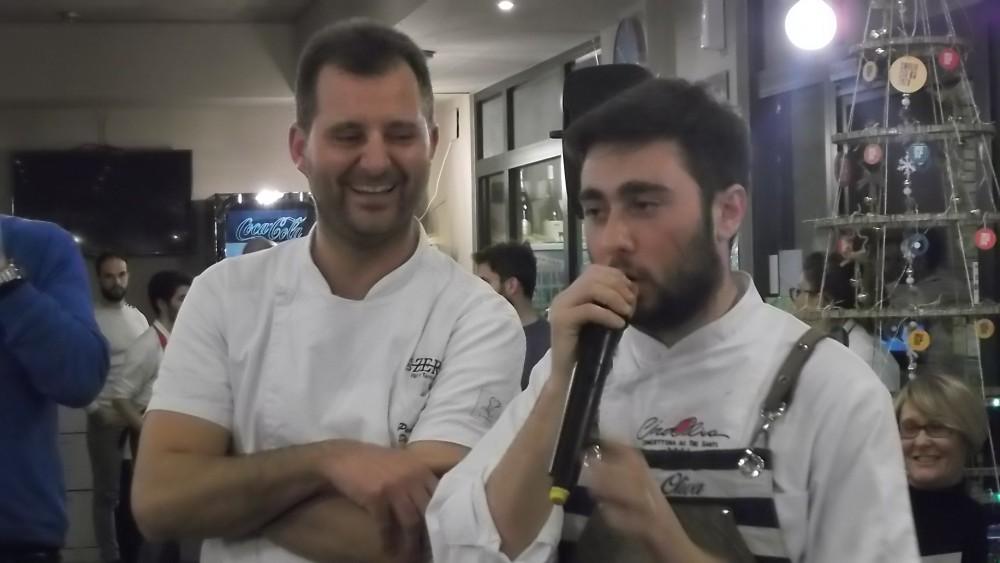 Paolo De Simone e Ciro Oliva