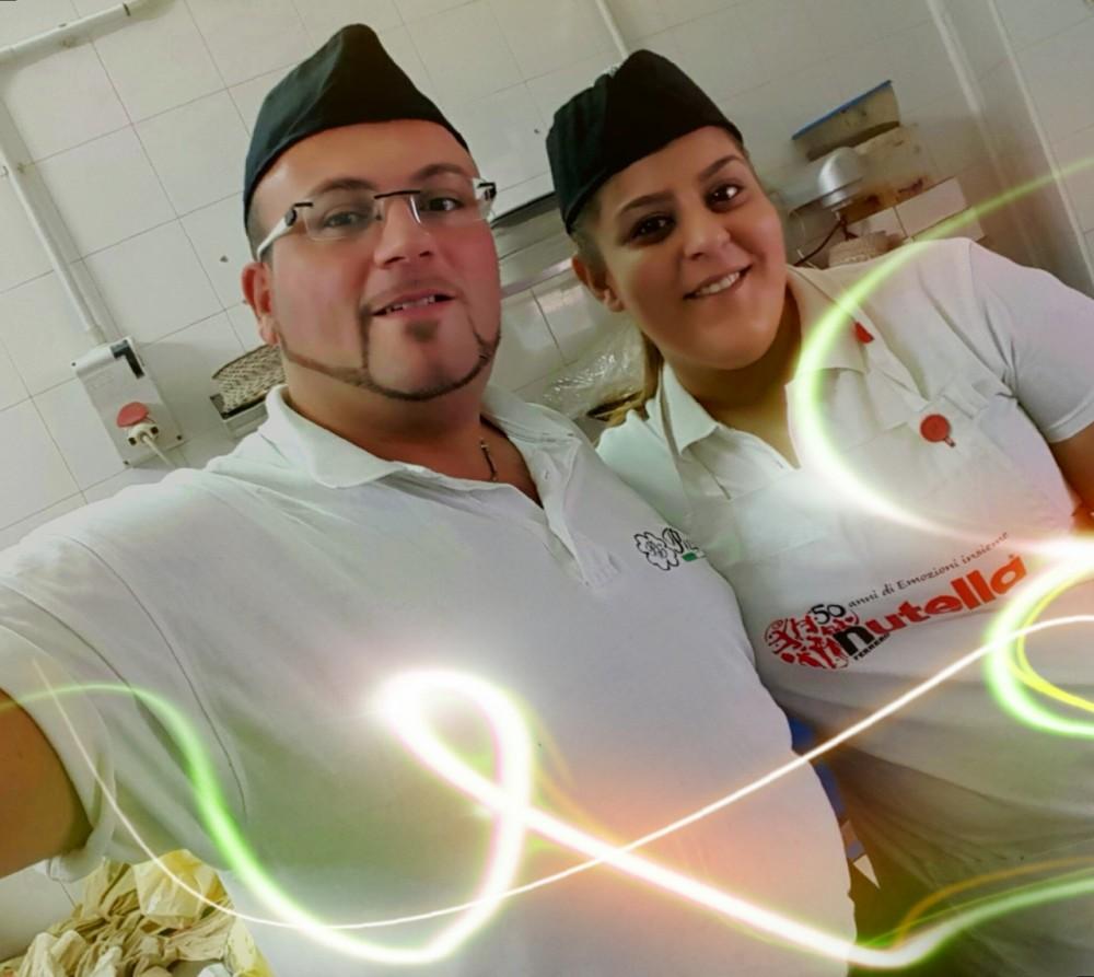 Pasticceria Palma, Eduardo e Maria