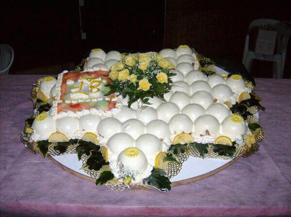 Pasticceria Palma, torta delizia