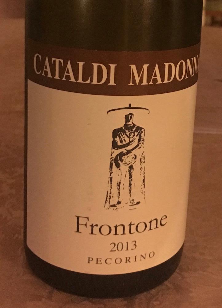 Pecorino Cataldi Madonna Frontone