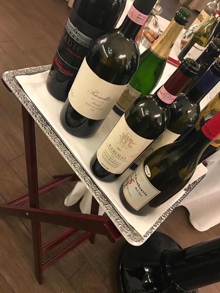 Piazzetta Milu', i vini