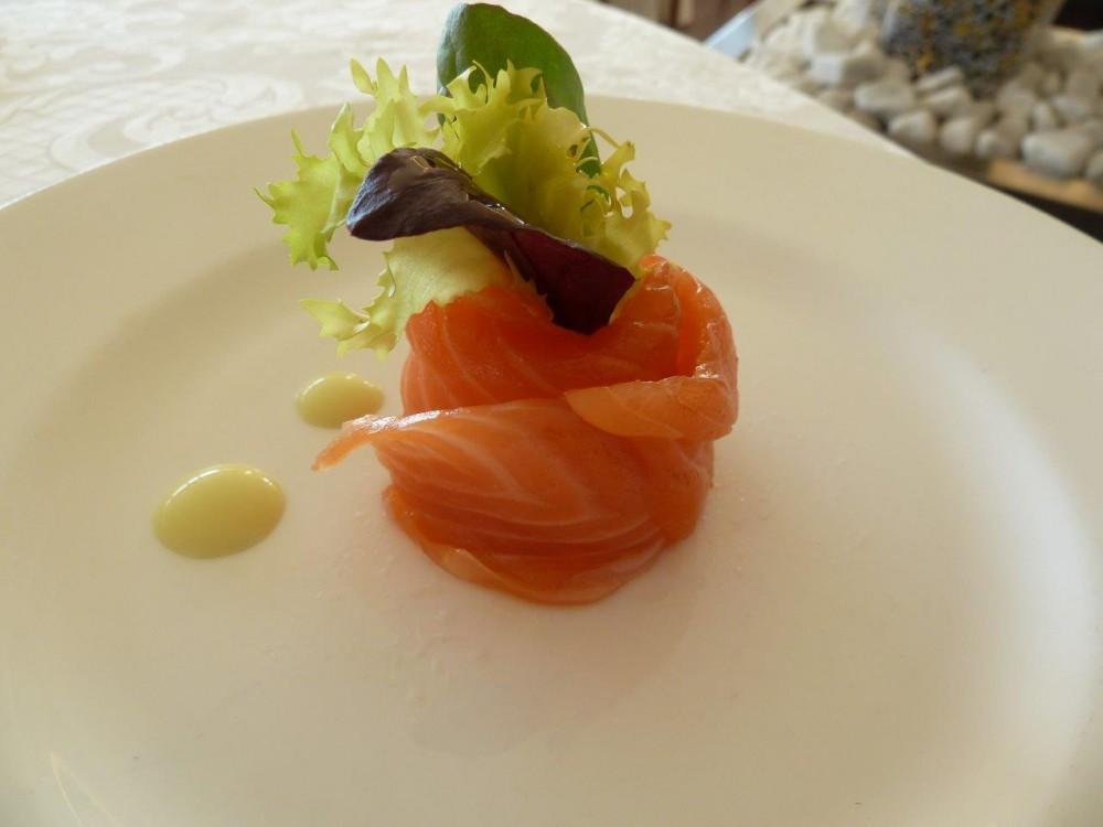 Pierino, il salmone