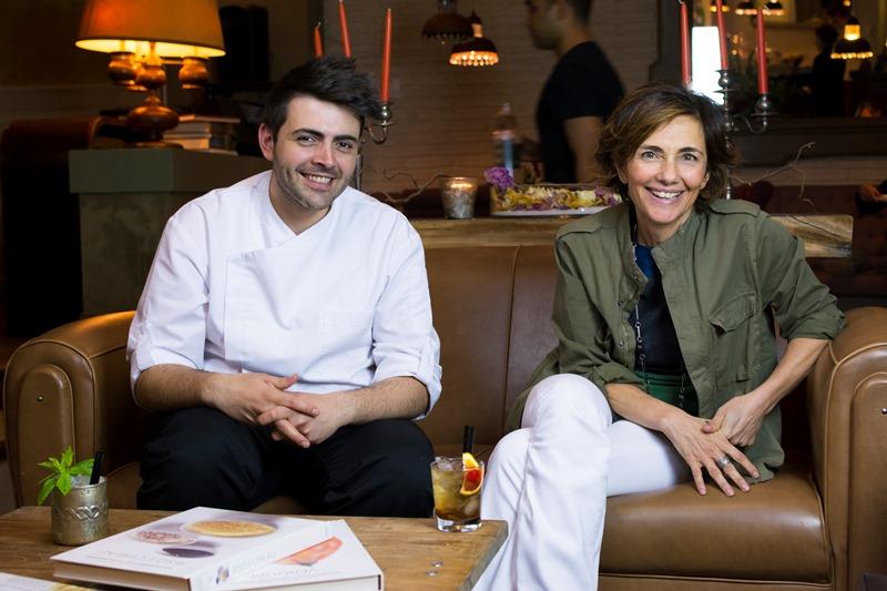 Pierluigi Gallo e Fabiana Conti