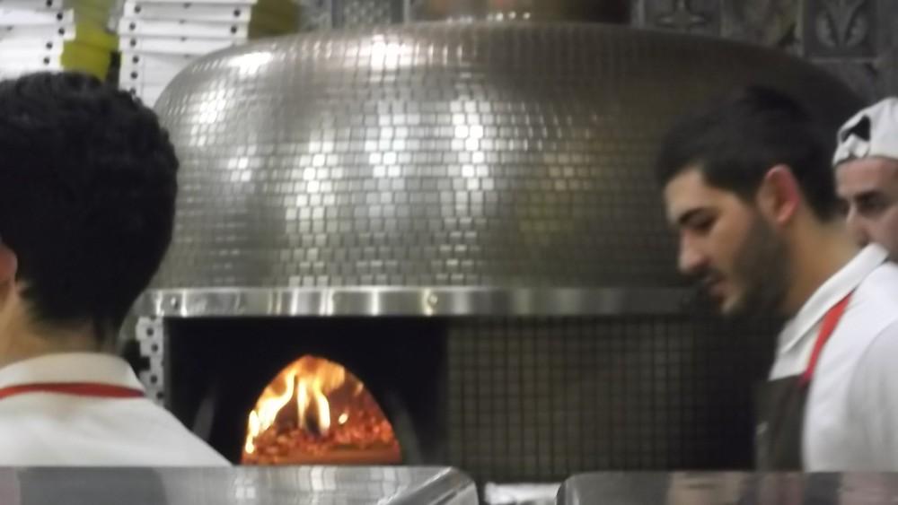 Pizzeria da Zero Forno a legna di Ferrara