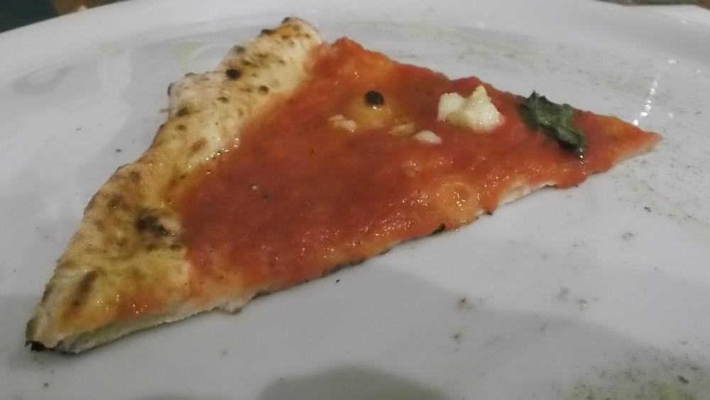 Pizzeria da Zero Pizza Marinara