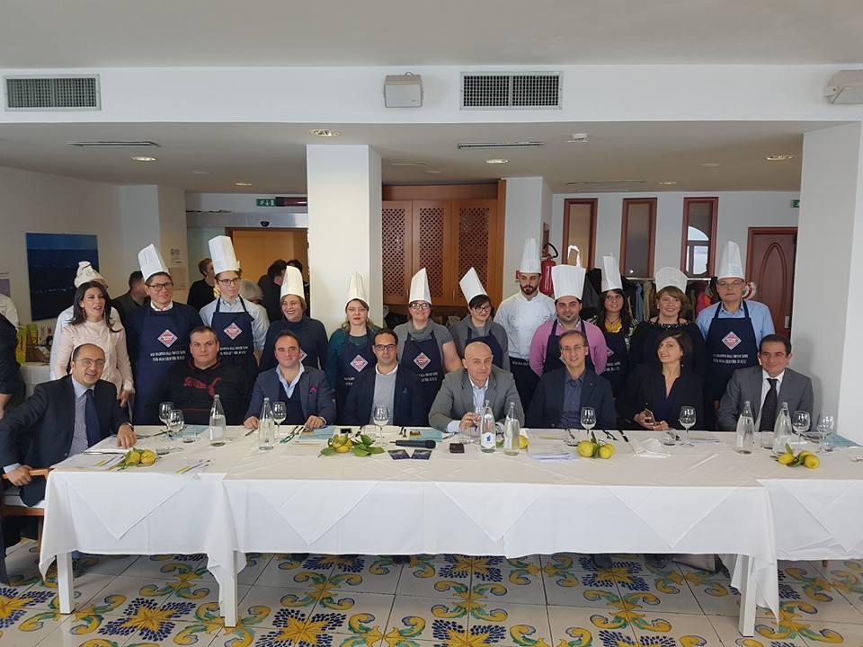 Premio gastronomico Ezio Falcone chef e giurati