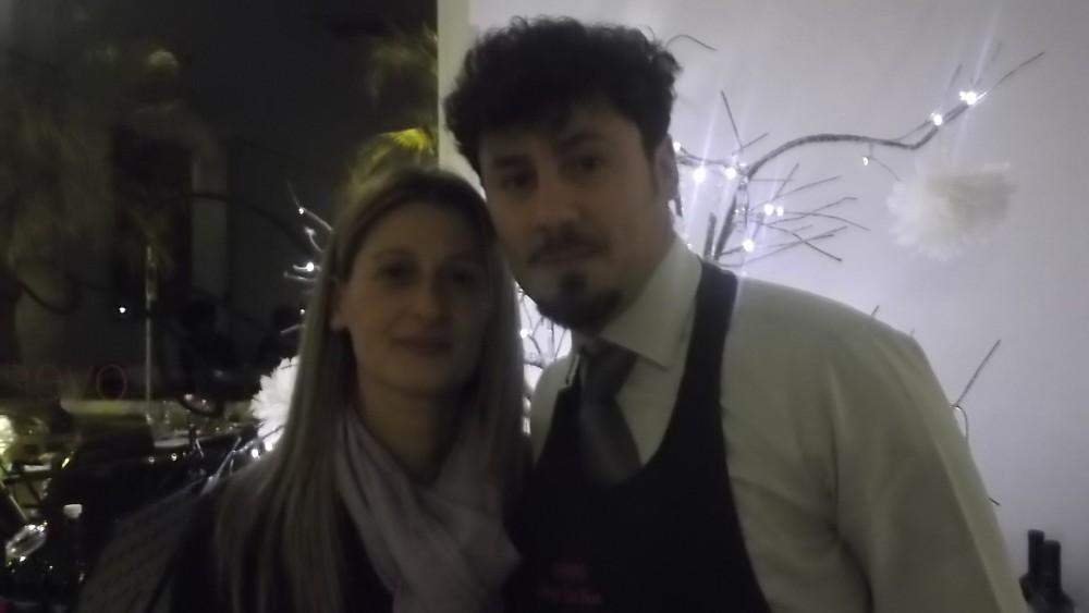 Raffaella Marigliano ed Antonio Marseglia