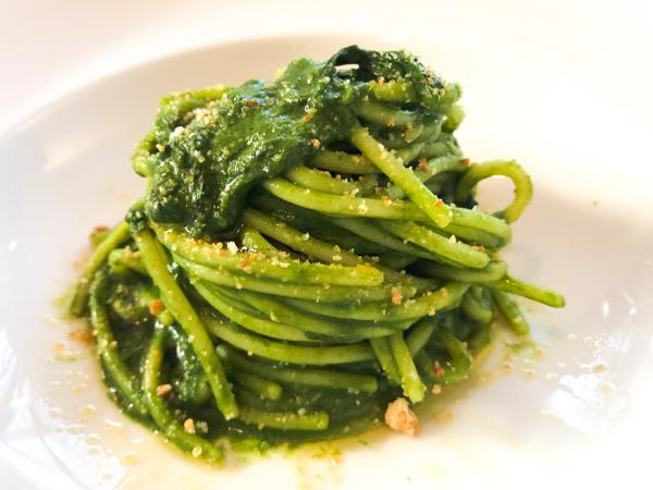 Ristorante Radici--Spaghetti con broccoli
