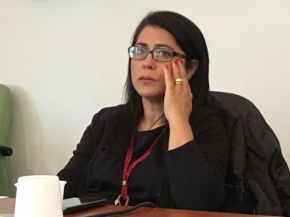 Rosanna Petrozziello, presidente del Consorzio