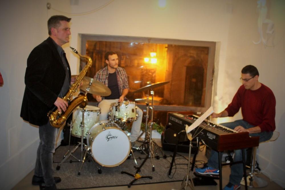 Trio Jazz El Seco
