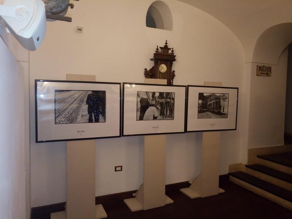 Villa Rizzo mostra Cerzosimo