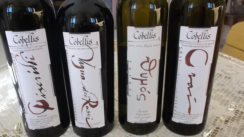 Vini Tenuta Cobellis