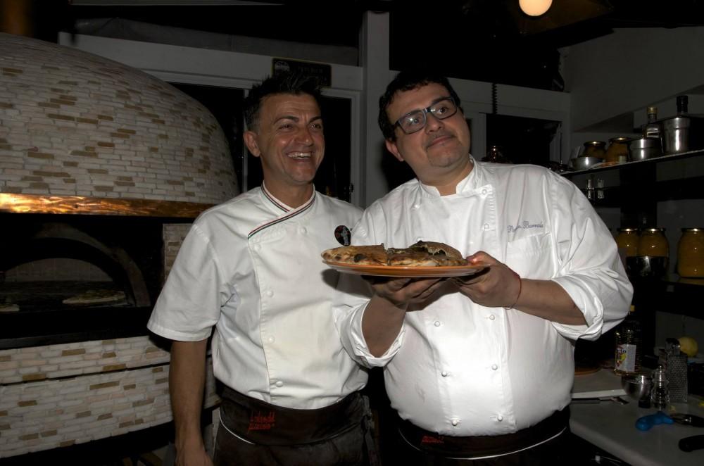 Federico Guardascione e Paolo Barrale