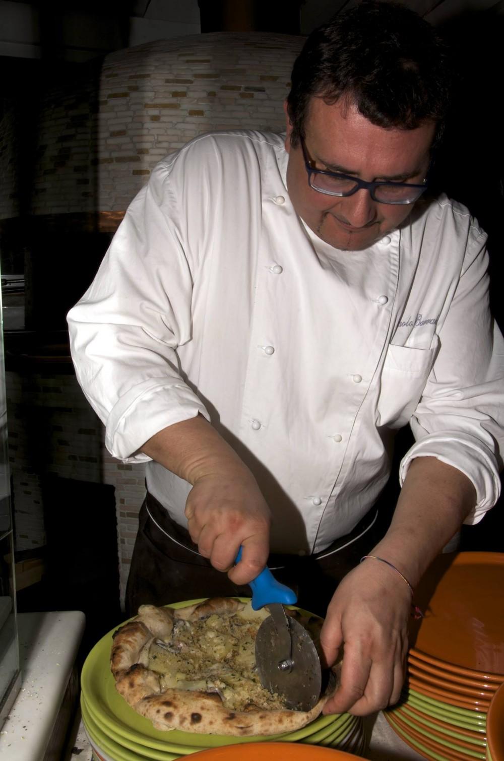 Paolo Barrale pizzaiolo