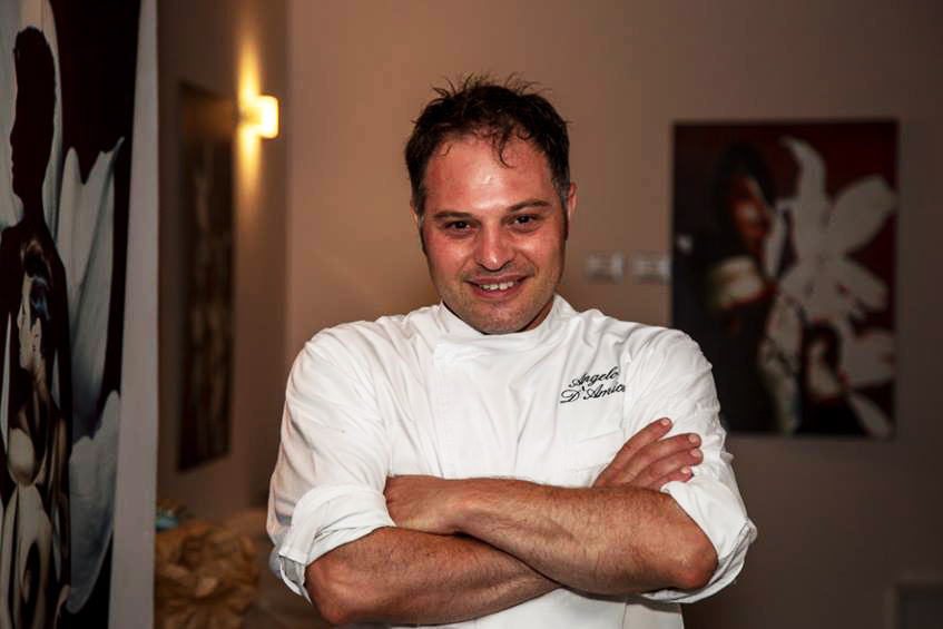 Chef Angelo D'Amico