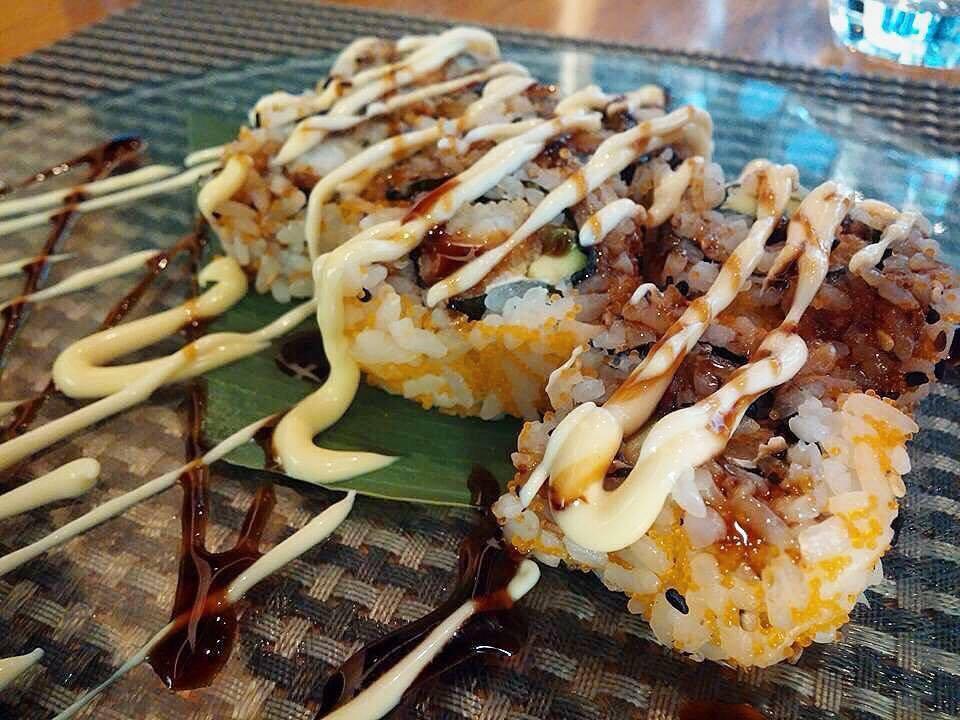 Nero Sushi Japanese, Samba Roll