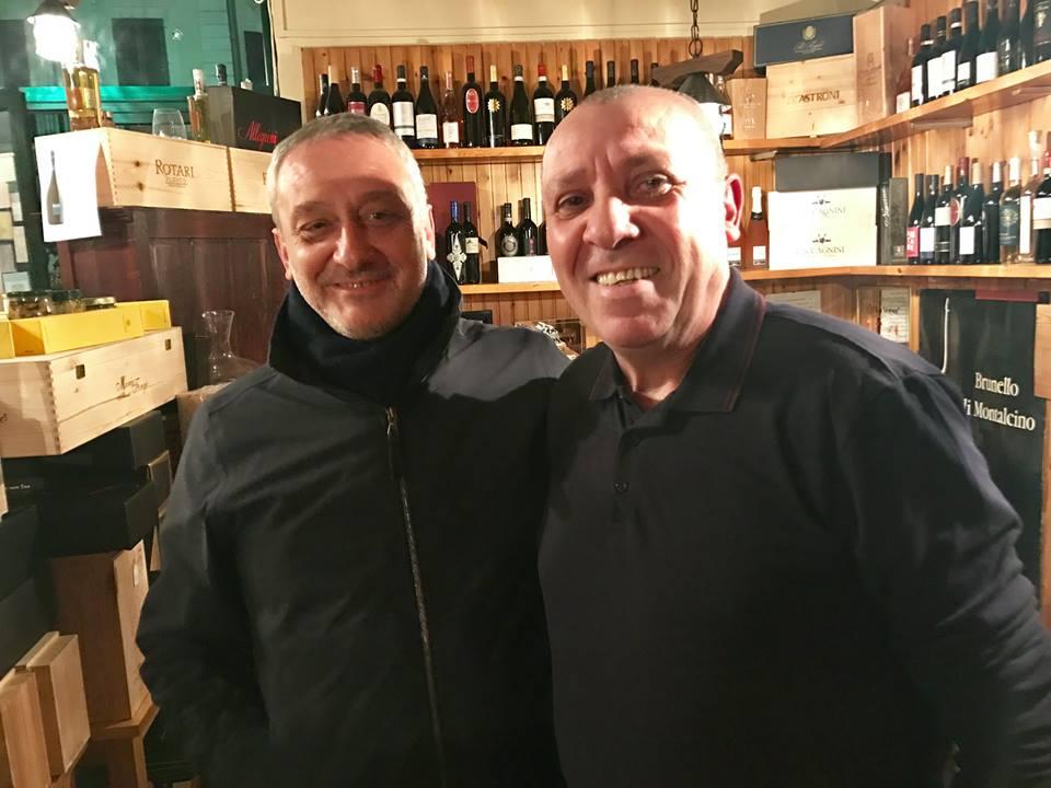 L'Angolo Divino, Giulio Cantatore e Nicola Campanile