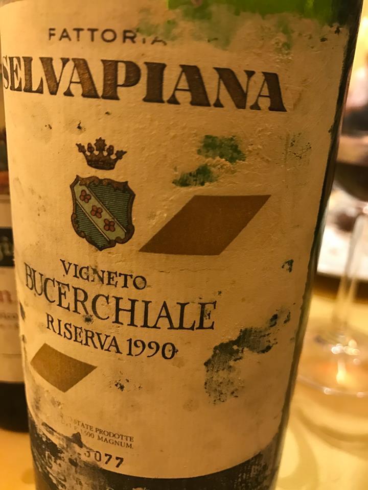 Selvapiana, 1990
