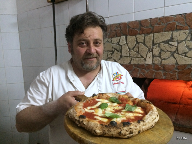 Antonio Ferraiuolo Pizzeria le 7 Voglie San Marco Evangelista