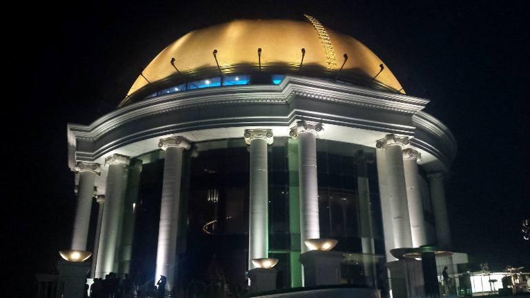 Bangkok, la cupola del Lebua - foto di Novella Talamo