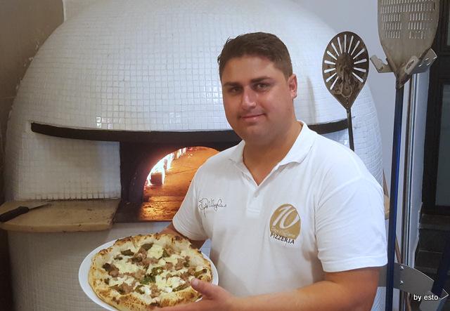 Carrettiera flegrea pizza di Diego Vitagliano 10 Pizzeria Pozzuoli