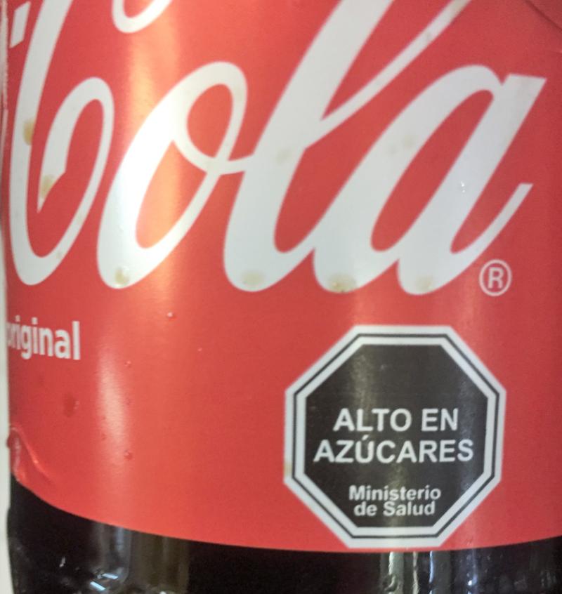 Coca Cola cilena