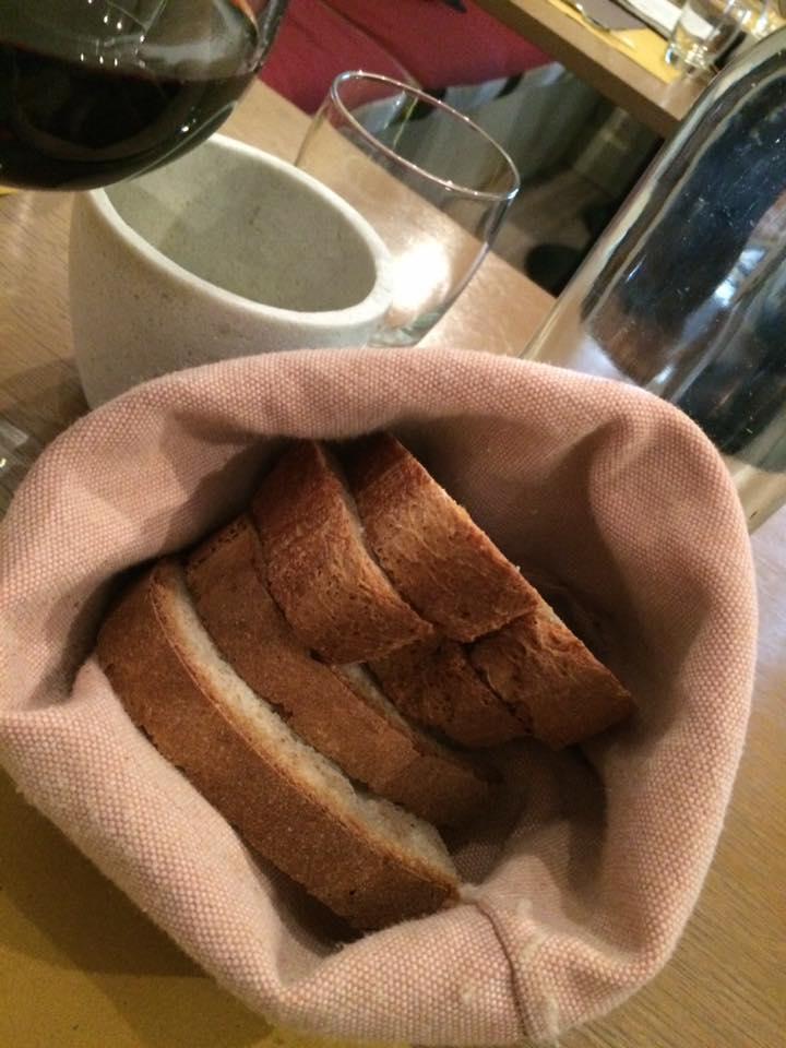 Cuoco e Camicia, il pane