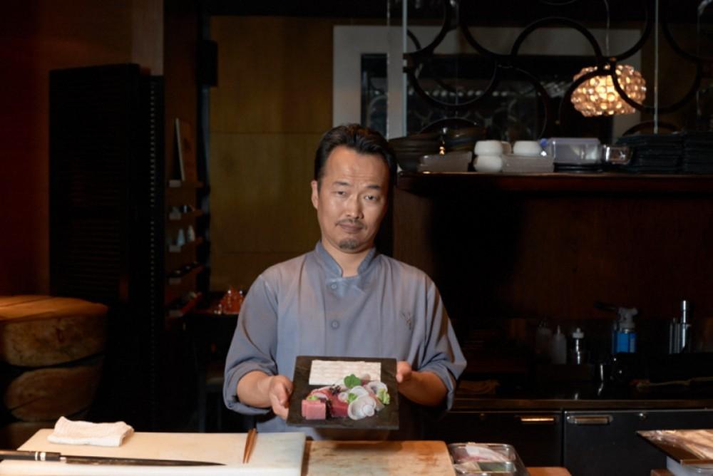 Umu, Chef Yoshinori Ishii