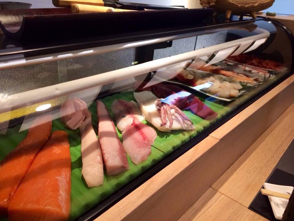 Japit, Il Sushi Counter