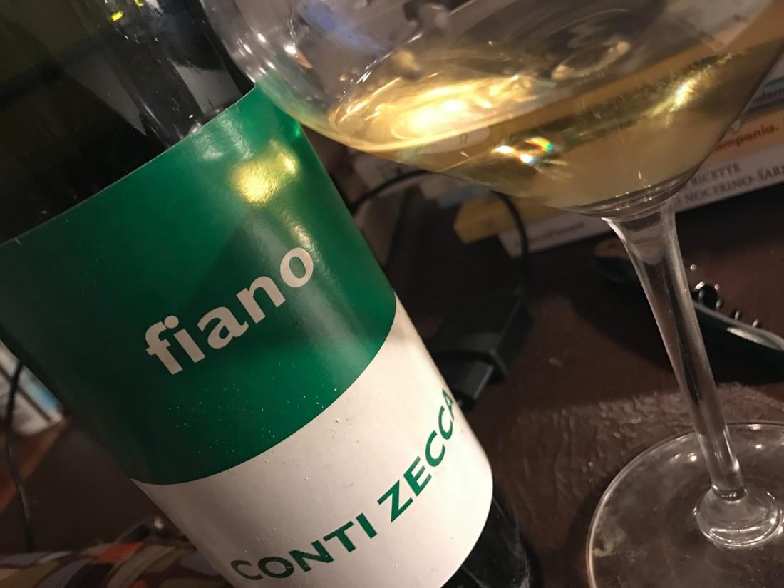 Fiano Puglia igt Conti Zecca