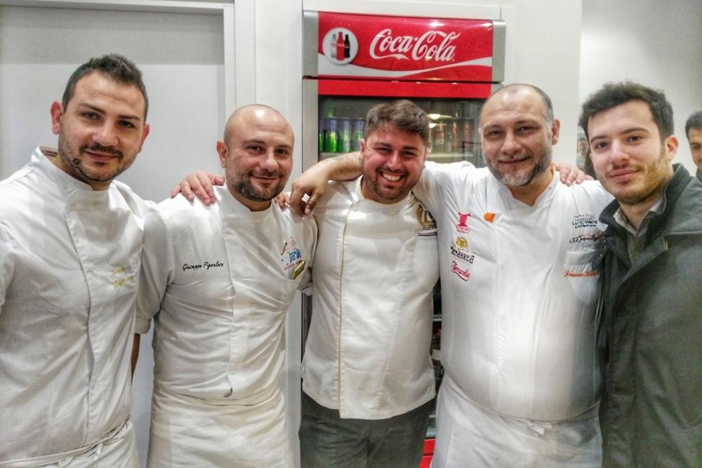 I Martucci Bros, Pignalosa e Vitagliano a Caserta